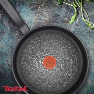Tefal Hard Titanium炒锅