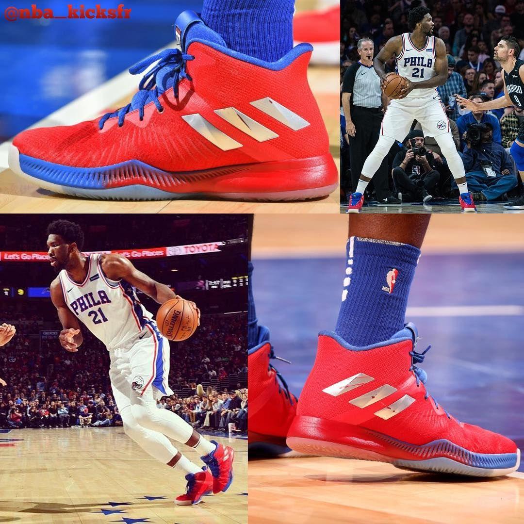 Adidas MAD BOUNCE 团队实战外场男子篮球鞋