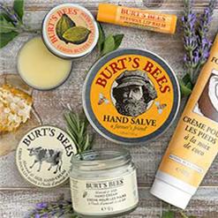 Burt's Bees 纯天然小蜜蜂护肤产品