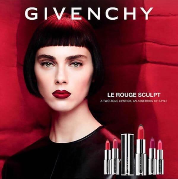 GIVENCHY Le Rouge Sculpt'In  纪梵希限量香吻诱惑双色唇膏