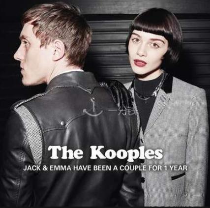 新晋法国著名时尚品牌 超多明星上身出街的The Kooples
