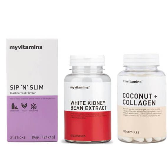 MyVitamins  Slim Beauty Bundle 超模套餐