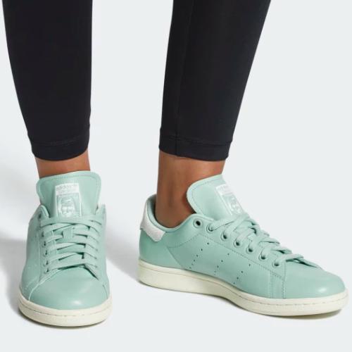Adidas STAN SMITH 冰绿色/薄荷绿