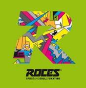动力和舒适感完美的结合 ROCES 若喜士轮滑鞋