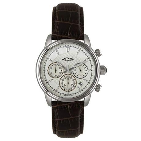卷福也爱用的手表  瑞士Rotary劳特莱男表