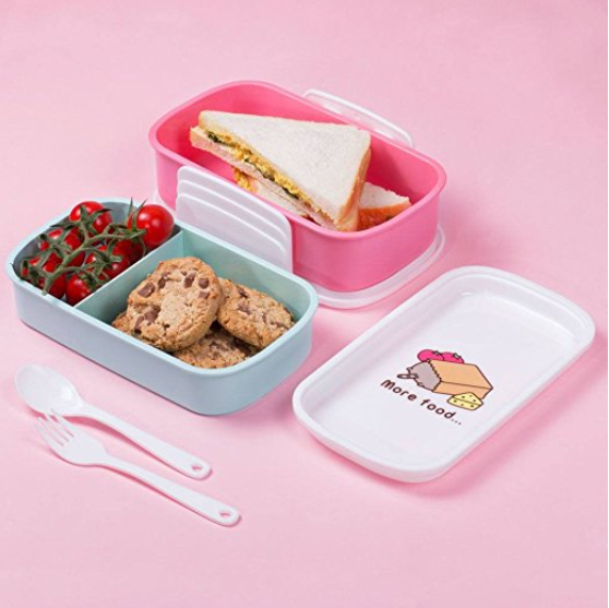 Thumbs Up Pusheen Lunchbox-Set 餐盒套装