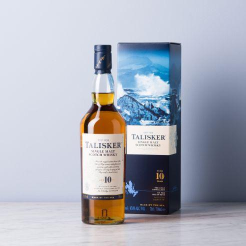 Talisker 10年单一麦芽苏格兰威士忌