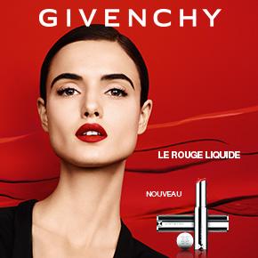 你以为我是唇膏?其实我是唇釉!Givenchy Le Rouge Liquide 纪梵希小羊皮唇釉