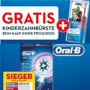 买Oral-B Pro2/3000电动牙刷