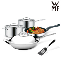 WMF 福腾宝 MACAO超实用双耳中华炒锅 36厘米