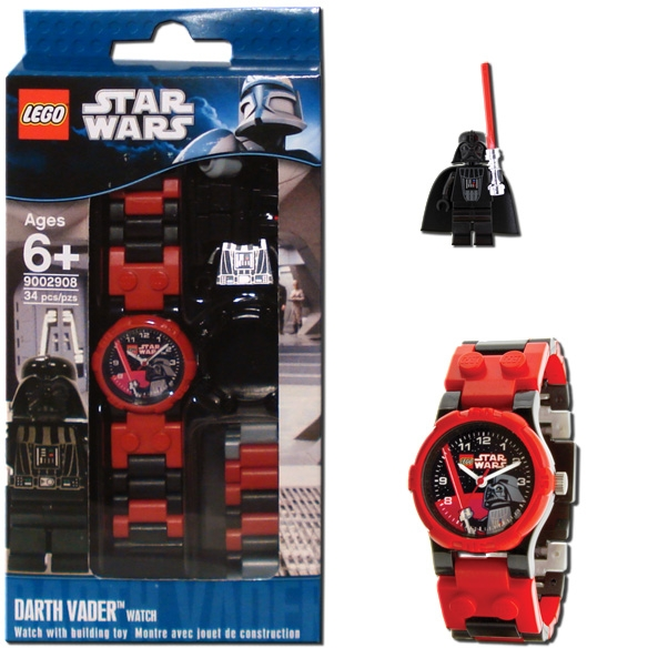 LEGO 星球大战Drath Vader达斯维达手表套盒