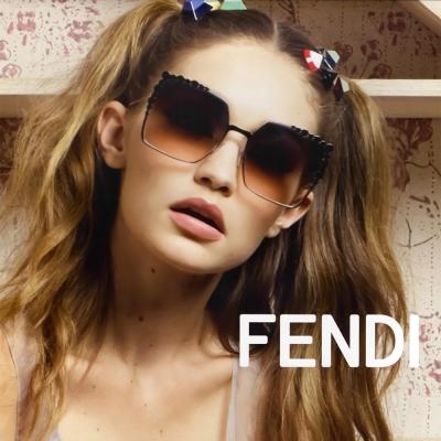 低调的奢华 Fendi高品质太阳镜惊喜折扣