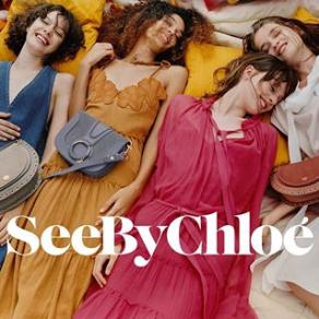 轻奢初体验 See By Chloé美包、服饰热卖