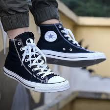 好搭又好穿的 Converse帆布鞋