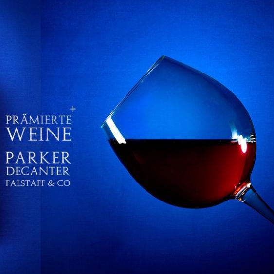 各大著名葡萄酒杂志推荐 Prämierte WEINE 专场