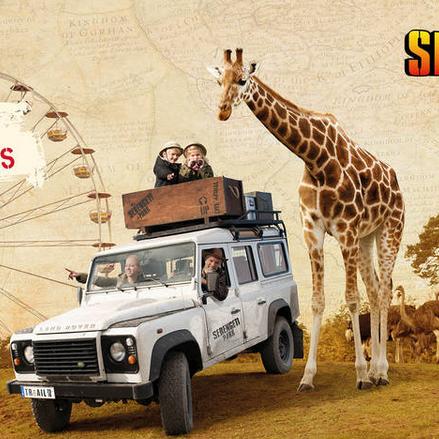 Serengeti-Park 德国野生动物园