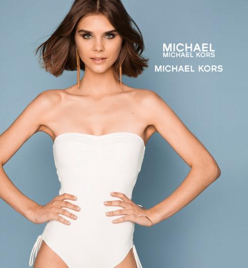 轻奢生活 负担得起的奢侈品 Micheal Kors泳装特卖