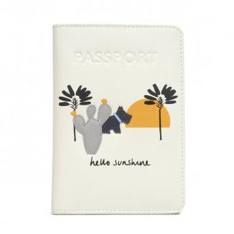 Radley HELLO SUNSHINE 护照夹
