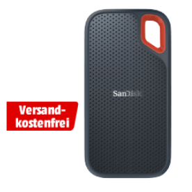 SANDISK 闪迪 Extreme® Portable 移动SSD固态硬盘 1TB