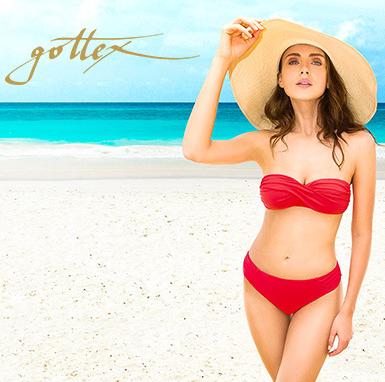 以色列奢华泳衣品牌 Gottex