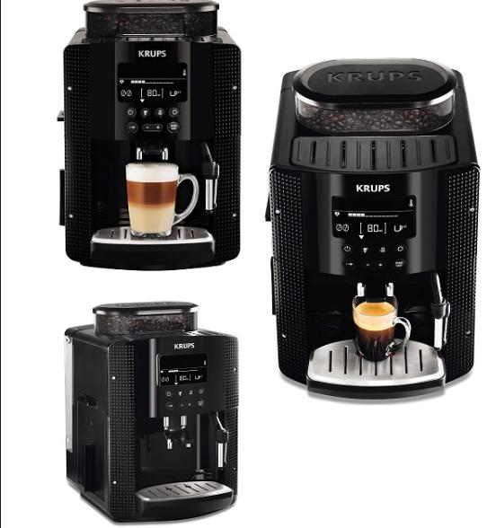 一杯香醇浓郁的咖啡so easy!KRUPS EA815070全自动咖啡机