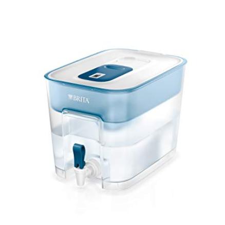 领先世界的滤水专家 Brita Flow Tischwasserfilter8.2L大容量滤水箱