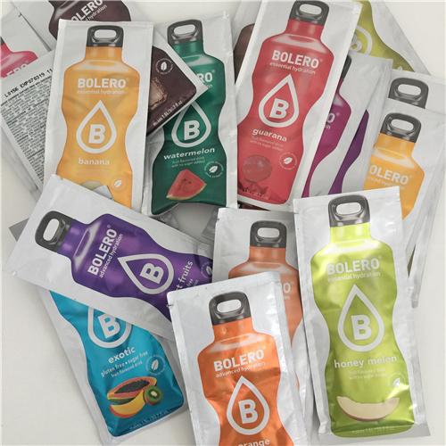 Bolero 无糖果味饮料冲剂(48种口味试饮包)