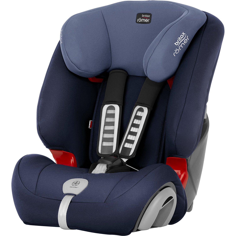 欧盟认证更放心 Britax Römer 宝得适Evolva 1-2-3 Plus超级百变王儿童汽车安全座椅