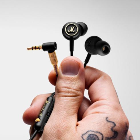 Marshall MODE入耳式耳机