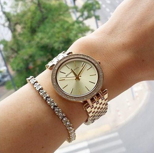 Michael Kors MK3191 女式闪亮手表