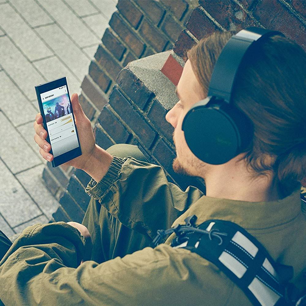 Sony MDR-XB950N1 无线降噪耳机