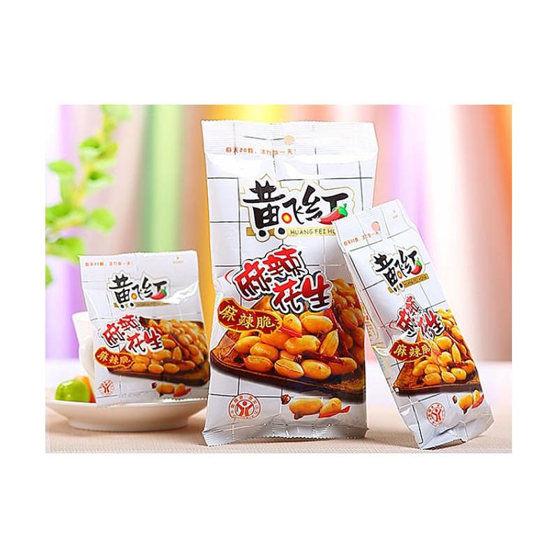 黄飞红 麻辣花生 限量发售 110g