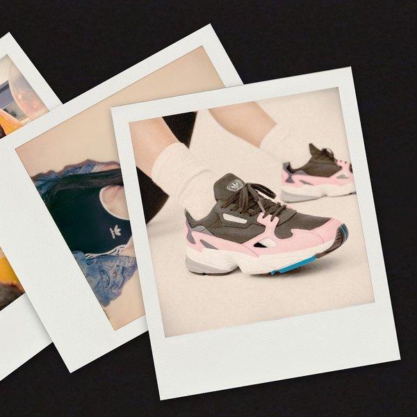 adidas 最新女生专属老爹鞋来啦