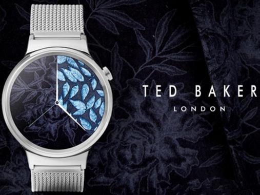 英伦田园小清新 TED BAKER 腕表