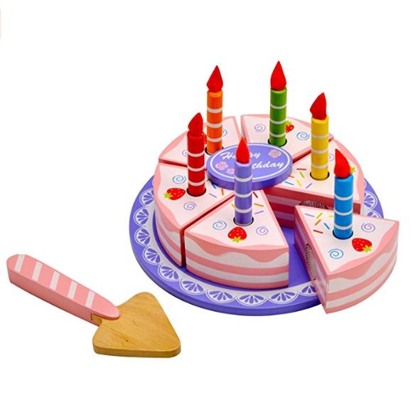 小厨师的生日蛋糕  Idena系列玩具
