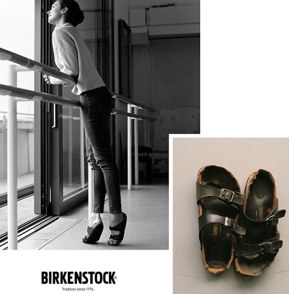 吟游诗鞋~Birkenstock德国博肯鞋又来啦