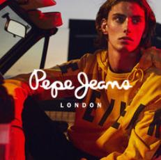 伦敦时尚品牌Pepe Jeans 男女服饰+童装