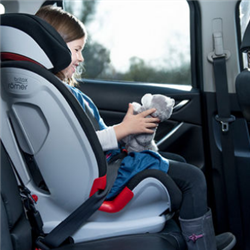 Britax Römer Autositz EVOLVA 123 全能超级百变王儿童汽车安全座椅