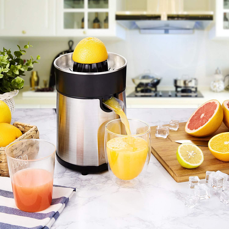 Aicok柑橘类电动榨汁机
