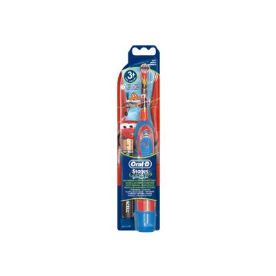 Oral-B 儿童电动卡通牙刷带电池