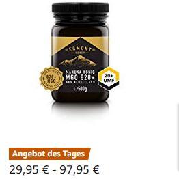 新西兰制造 Egmont Honey 麦卢卡蜂蜜,来点不一样的甜头