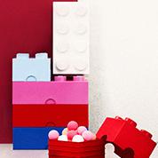 实用又童趣-LEGO收纳盒