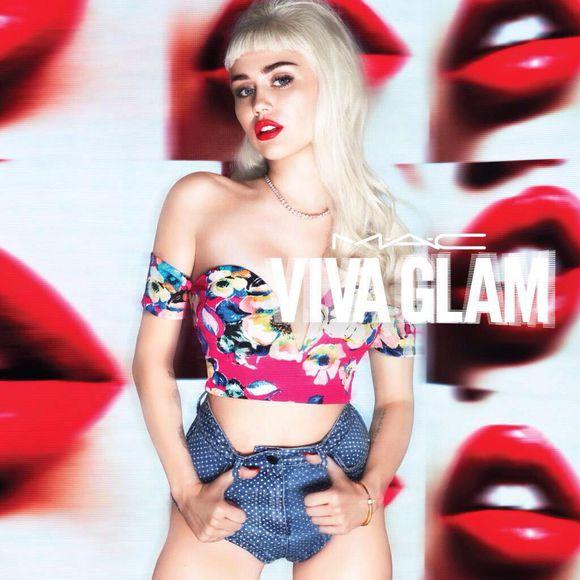 MAC 魅可VIVA GLAM Miley Cyrus 二代唇釉