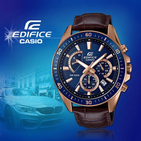 Casio卡西欧 Edifice EFR-552GL-2AV
