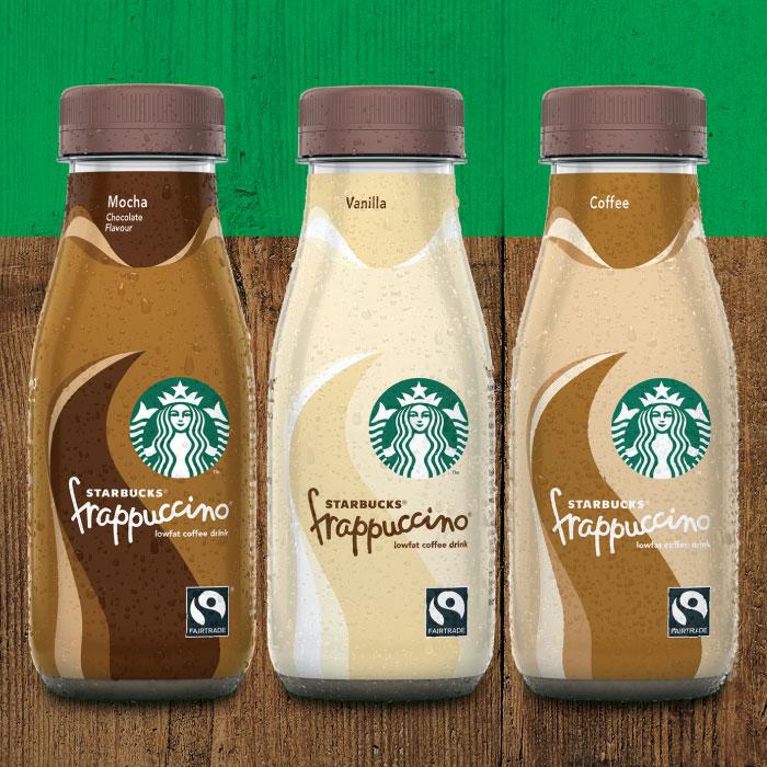 Starbucks 罐装咖啡系列