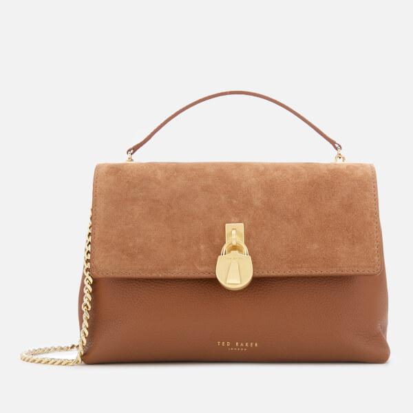 【直邮中国】TED BAKER HELENA 女士锁扣斜挎包