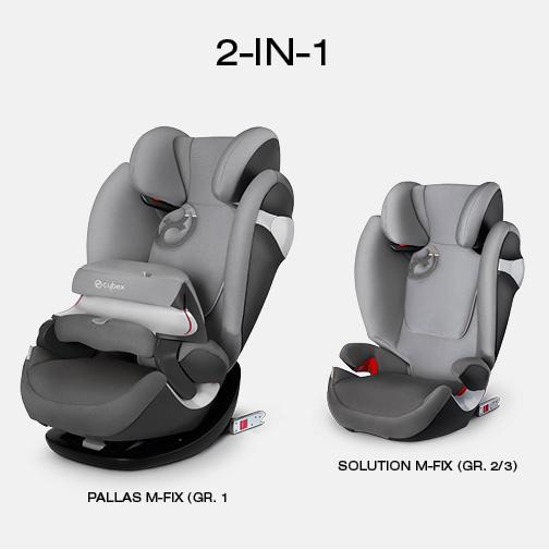 CYBEX Gold Pallas M-fix 儿童安全座椅