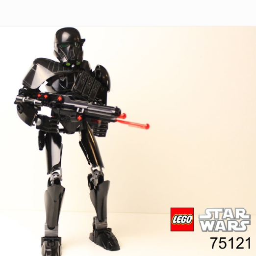 LEGO Star Wars 75121 乐高星战系列-帝国死星骑兵