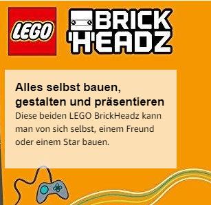 """乐高 """"砖""""头系列 Lego Brickheadz 儿童适用"""