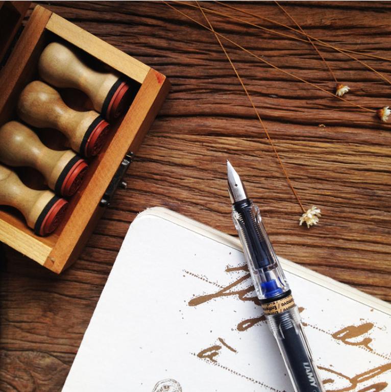 透明即自信  LAMY 凌美 Vista 自信系列略粗M尖(0.7mm)墨水笔
